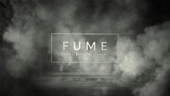 Fume - 150  Smoke Effects