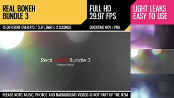 Real Bokeh Bundle 3
