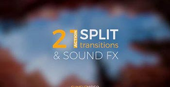 Action Split Transitions