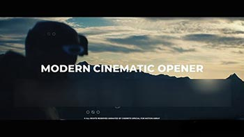 Modern Cinematic